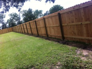 College Station Privacy Fence Contractors Flash Fence