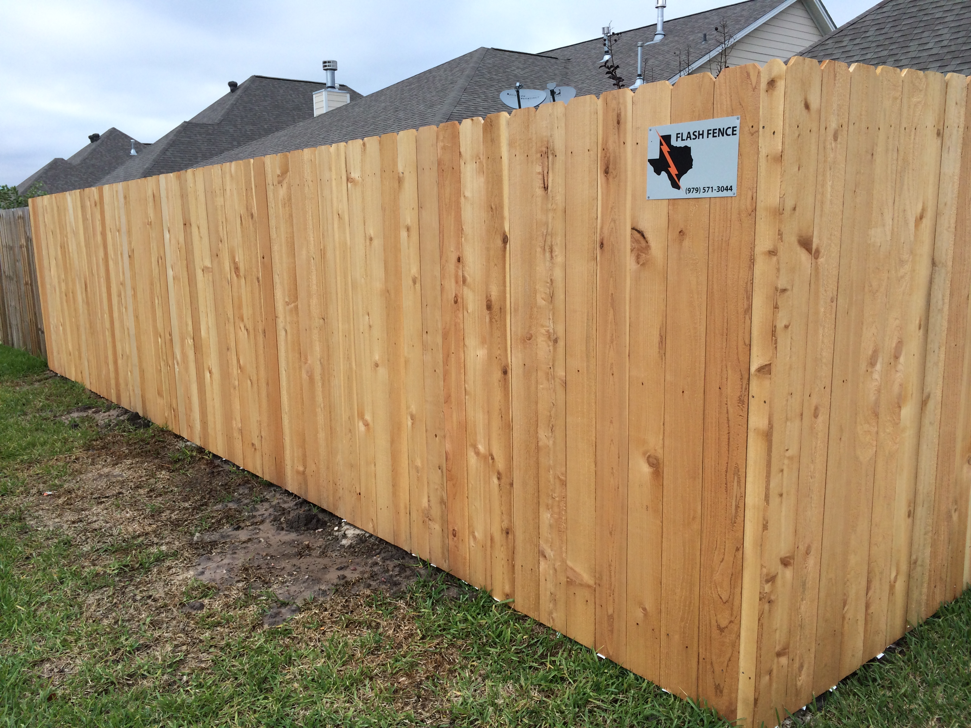 Gallery Flash Fence Of College Station