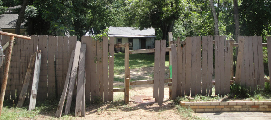 fence-falling-over-college-station-tx